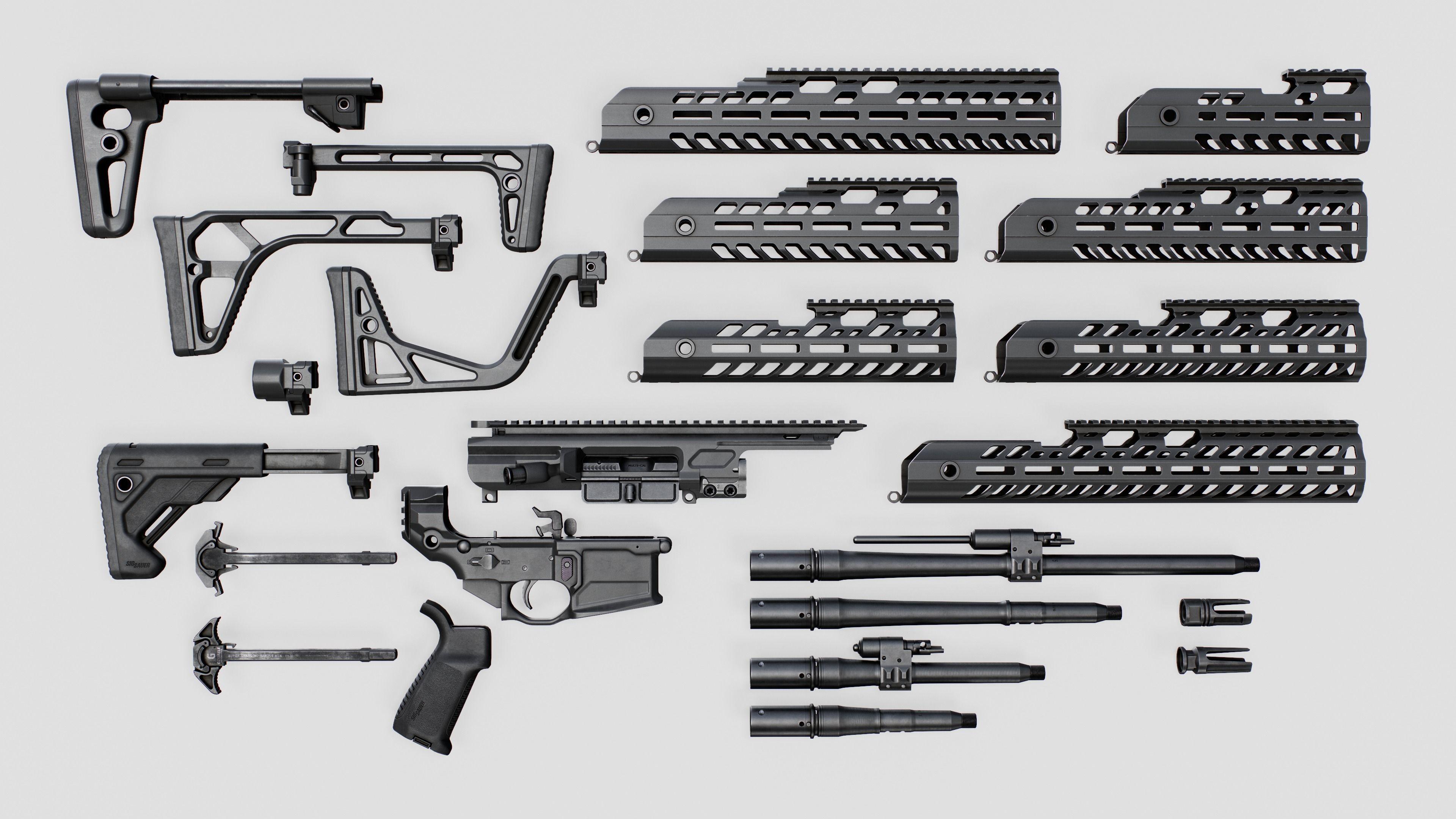 Sig Sauer MCX Virtus Assault Rifle