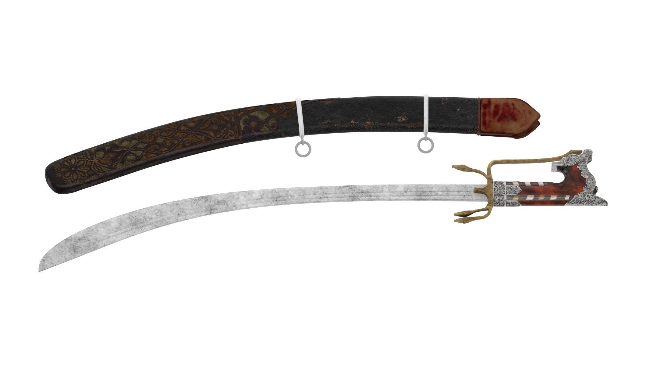 Nimcha Sword