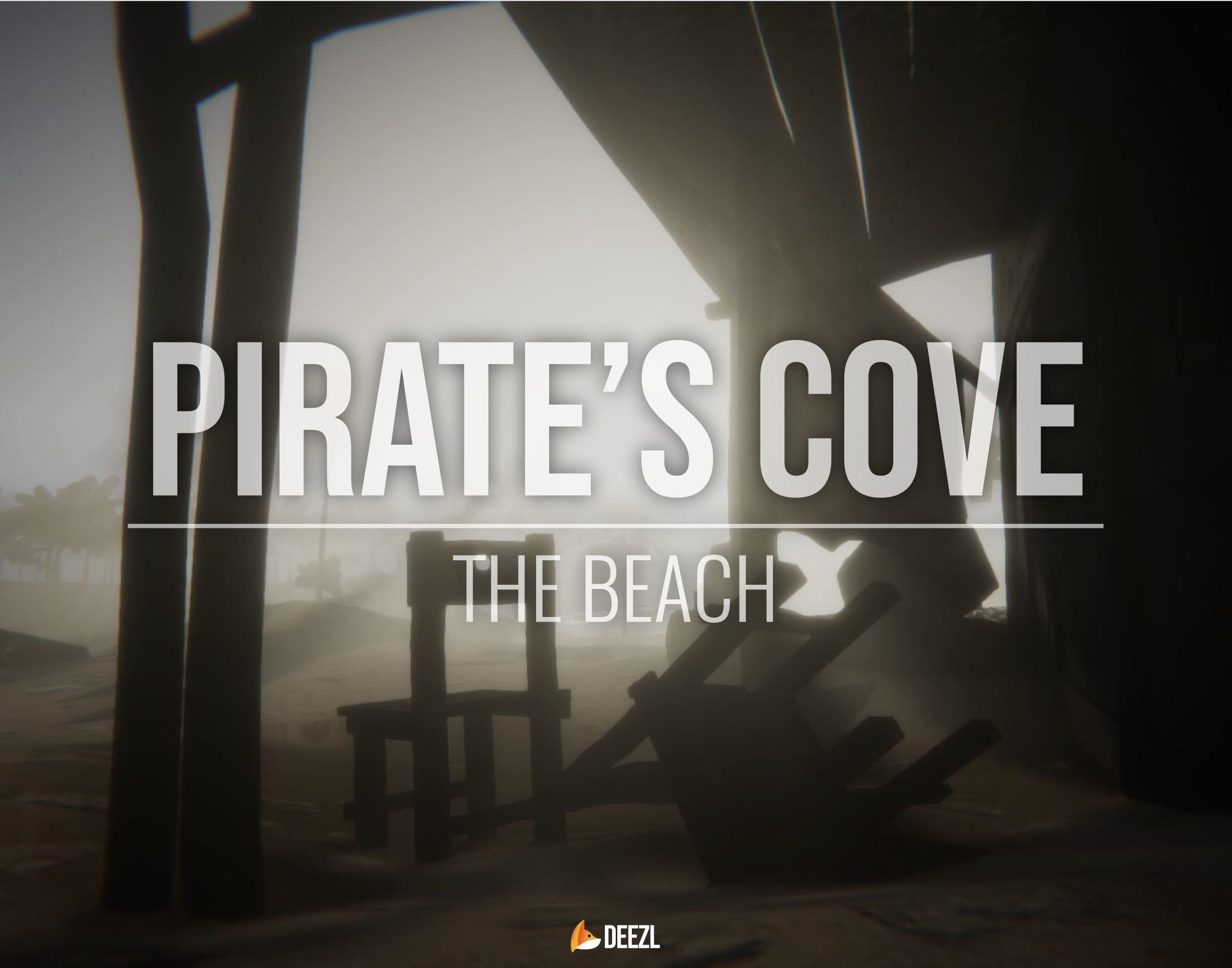 Pirates Cove - The Beach - All Formats