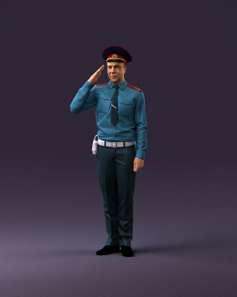 soviet militsioner 1109
