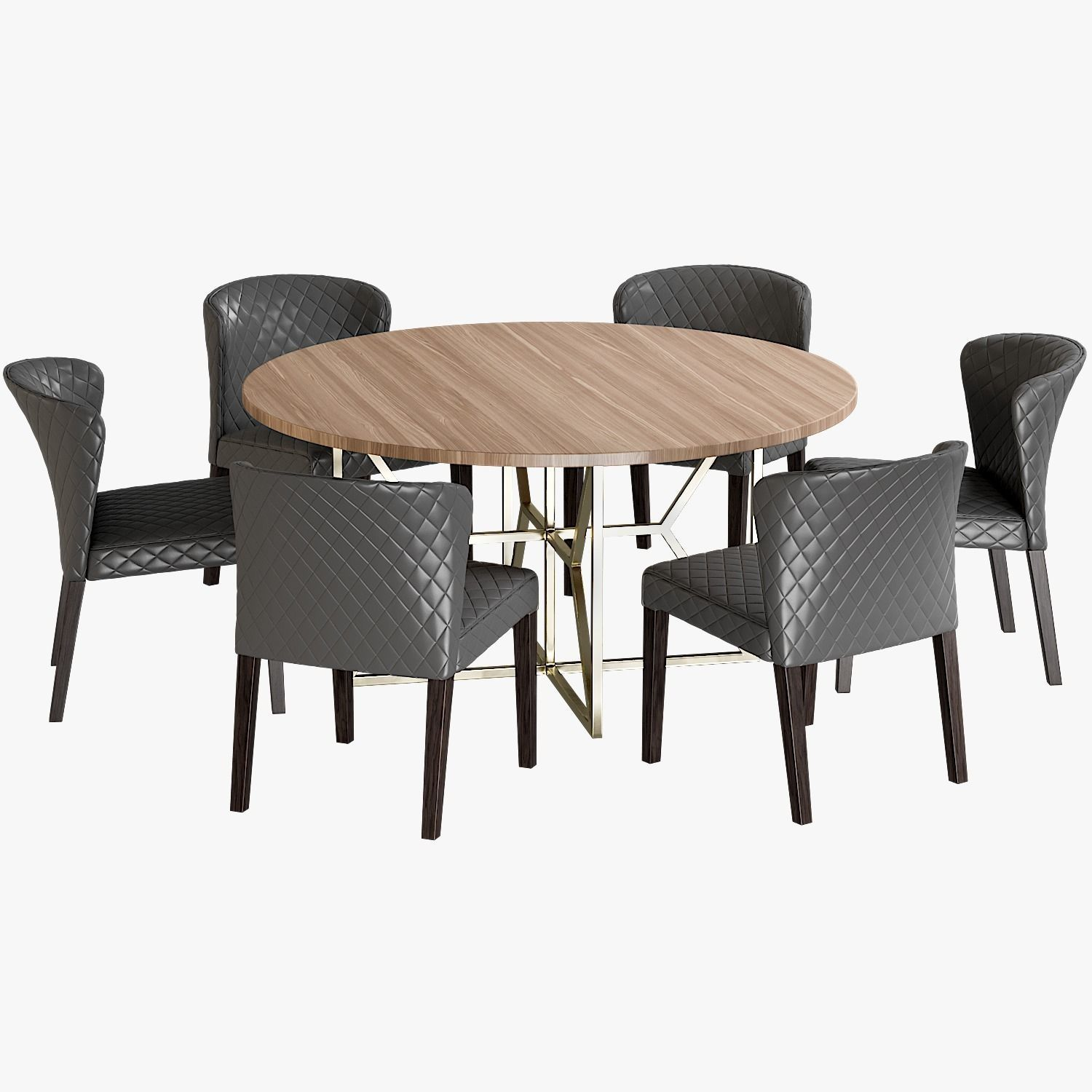 Dining Table Hayes Acacia Chair Curran