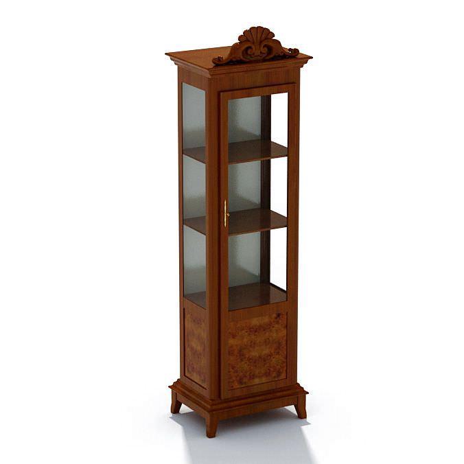 Kdpn Wood Gl Display Cabinet Plans