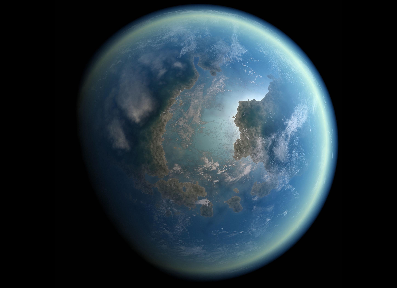 Planet model