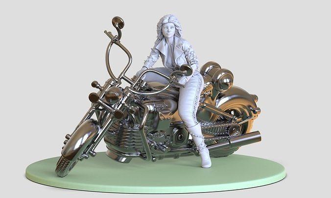 Wonder Woman bike