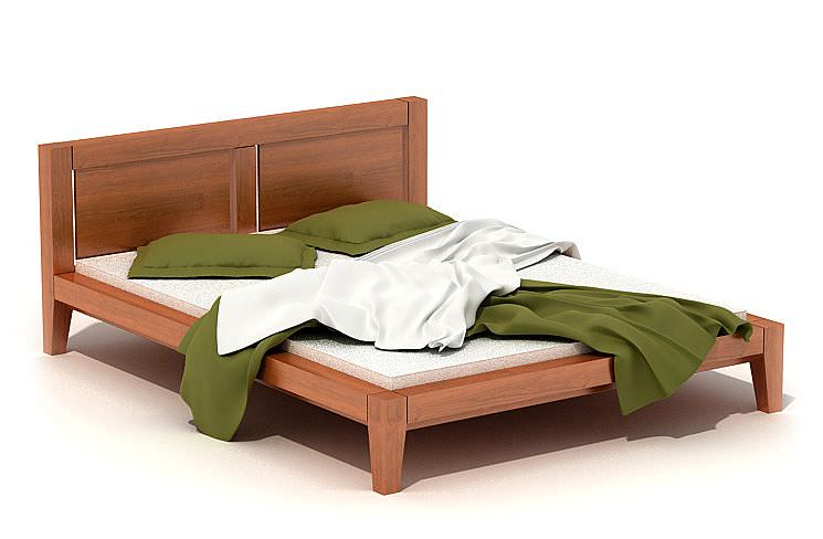 Unmade Bed 3d Model Cgtrader Com