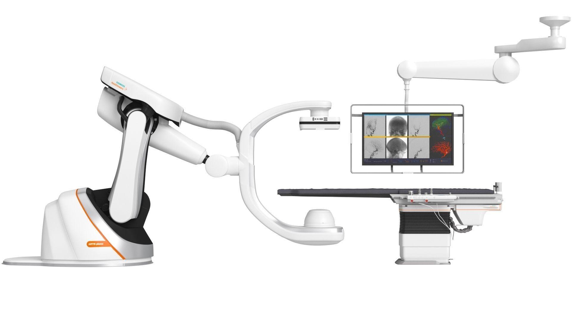 Siemens Healthineers Angiography ARTIS pheno
