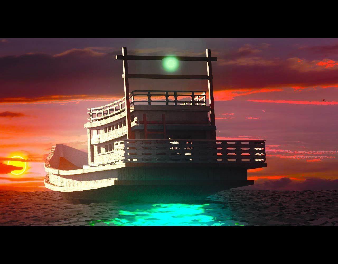 boat fishing thai