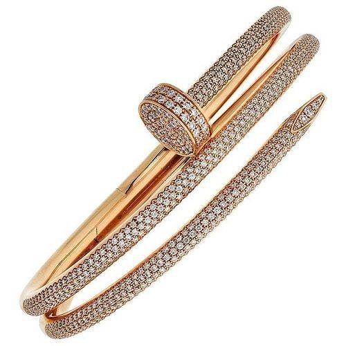 Bracelet nail double 56