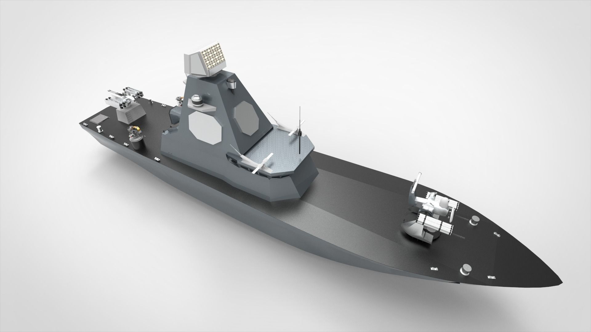 Unmanned surface vehicles USV