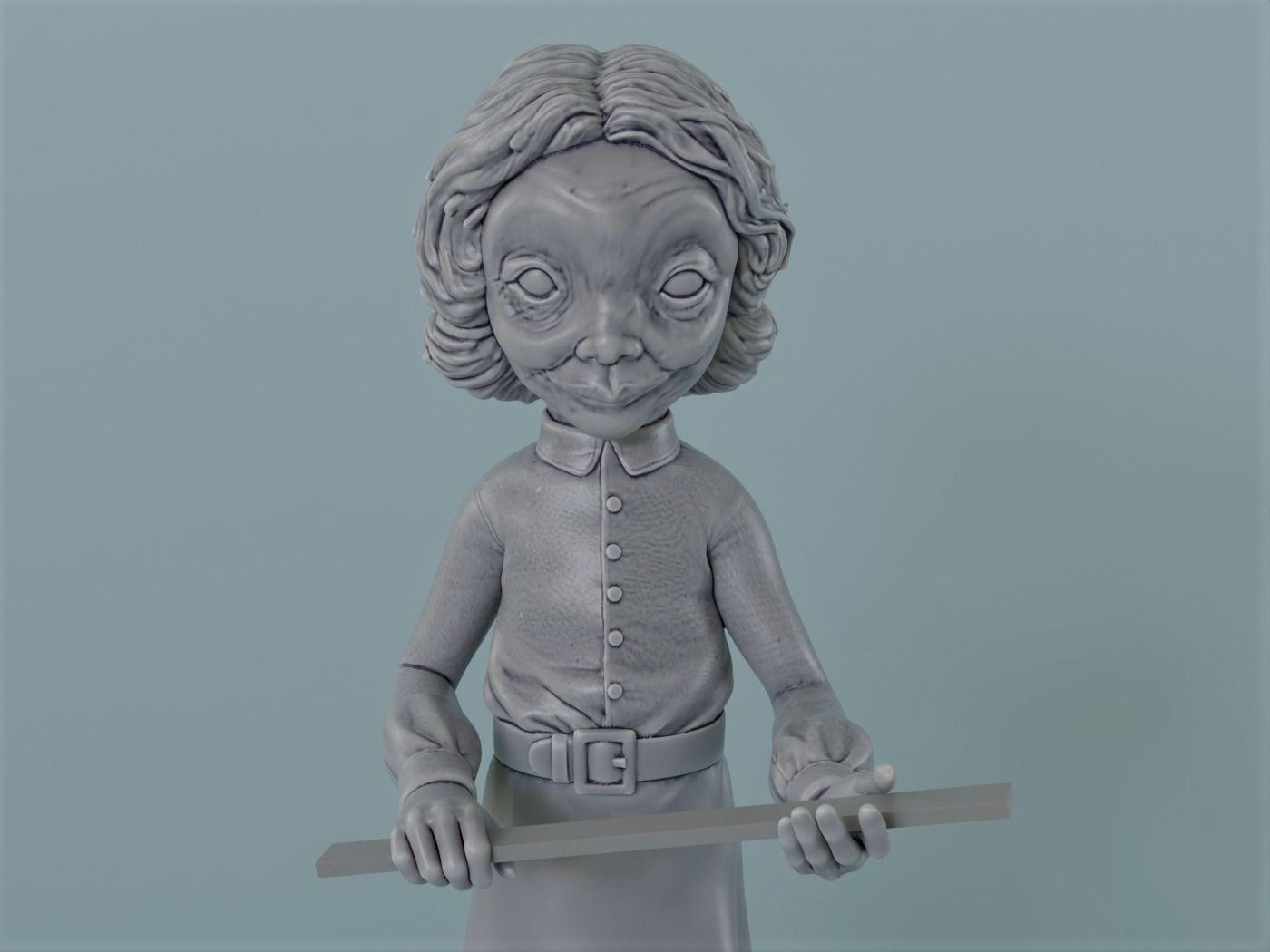 Teacher - Little Nightmares