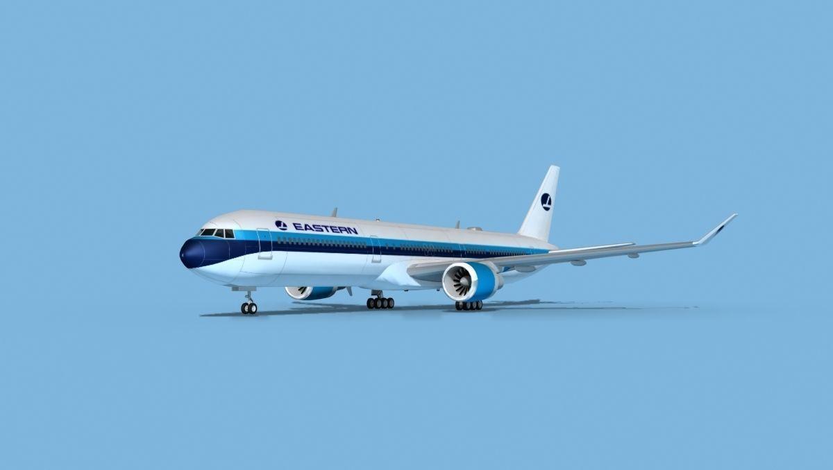 Boeing 767-400 Eastern Airlines 1