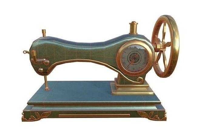Sewing Machine D20210125