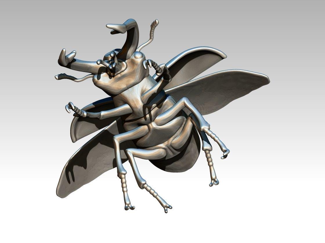 Highpoly Bug