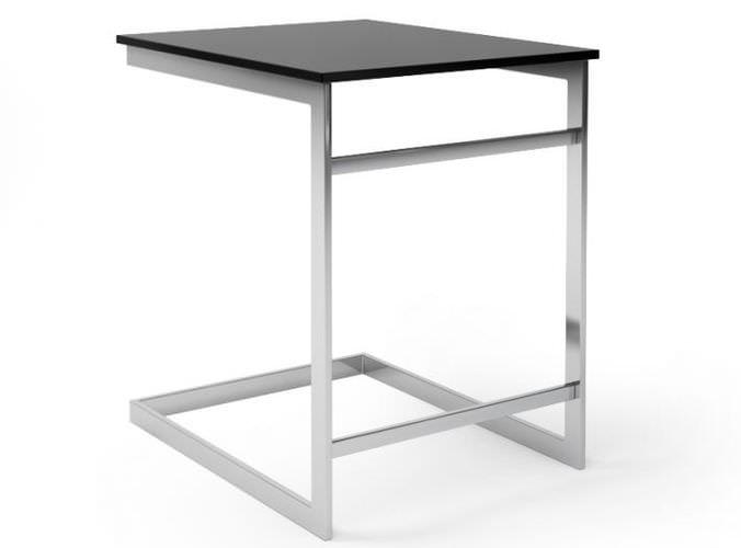 Contemporary C Shape Table3D model
