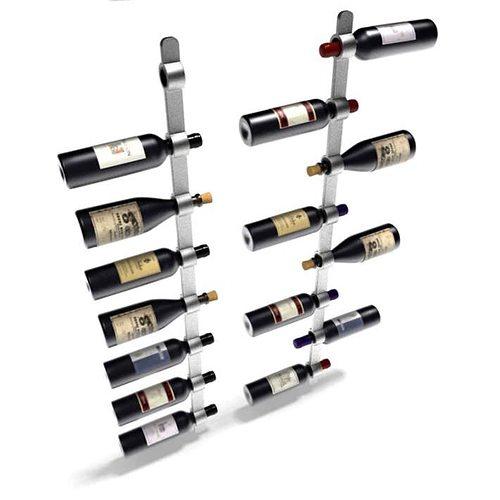 Modern Wine Rack 3D model