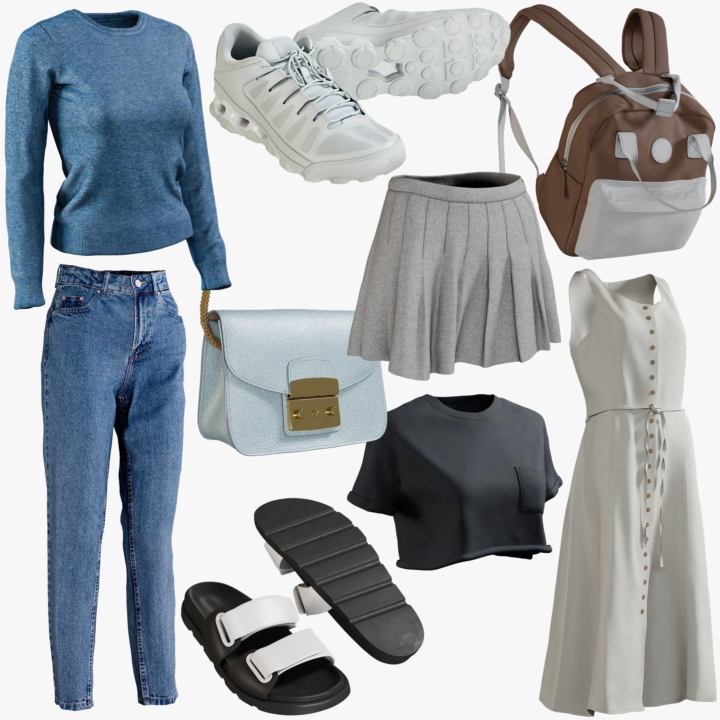 Clothing Mix 14