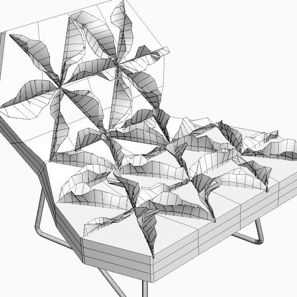 antibodi moroso flower chair 3d model  max  obj  3ds  fbx