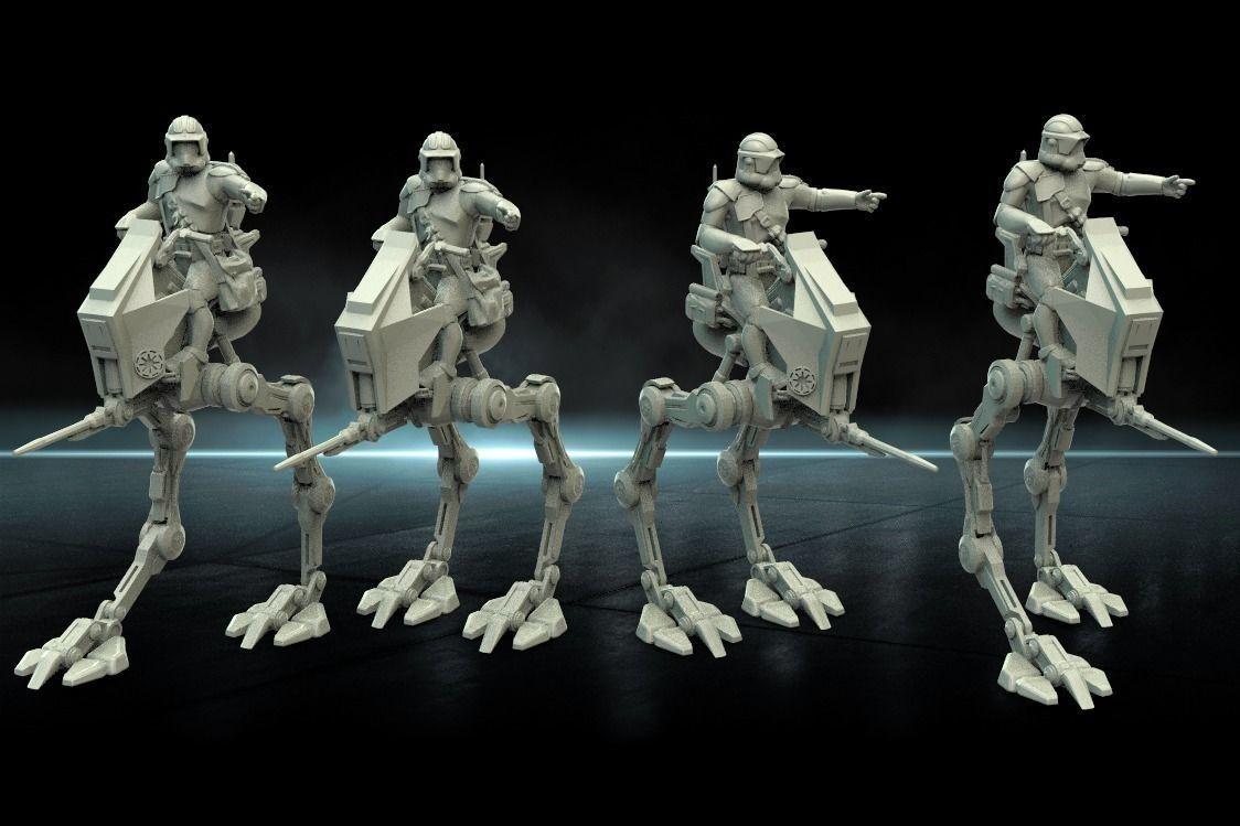 Star Wars legion ATRT republic