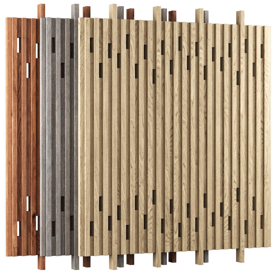 Wooden panel V1