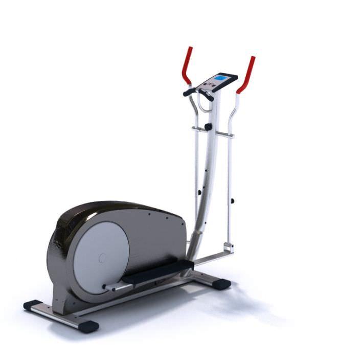 Exercising Sports Equipment