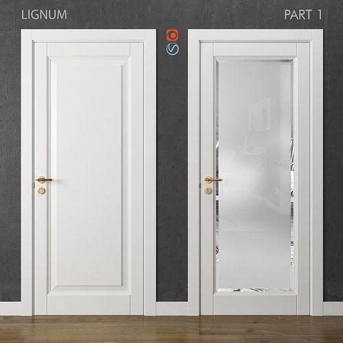 Doors Lignum Volkhovets part 1 white