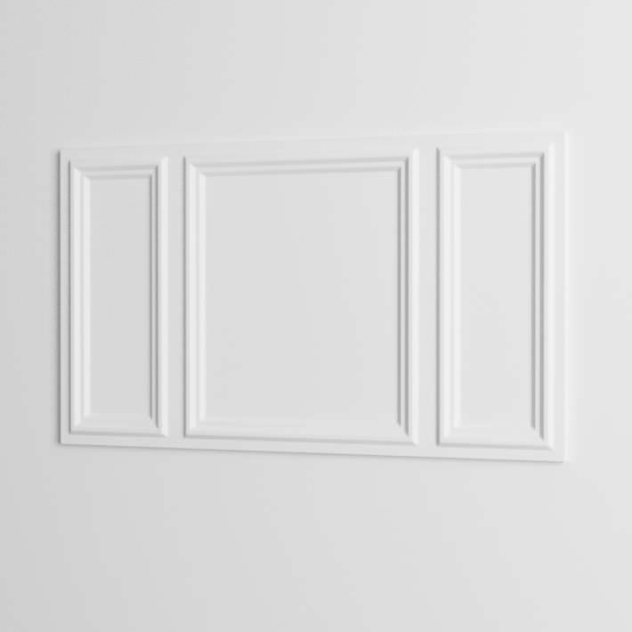 Crown Molding Picture Frame