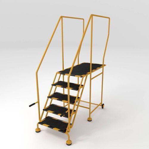 step ladder 3d model obj mtl fbx blend 1
