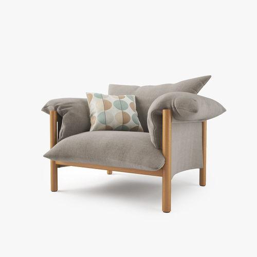 Jardan Wilfred Chair 3d Cgtrader