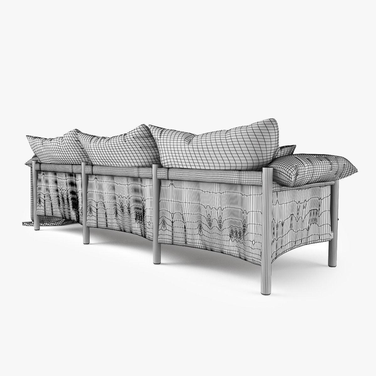 Jardan Wilfred Sofa Refil Sofa