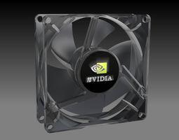 3D print model Cooling Fan