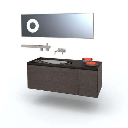 Bathroom Furniture Set3D model