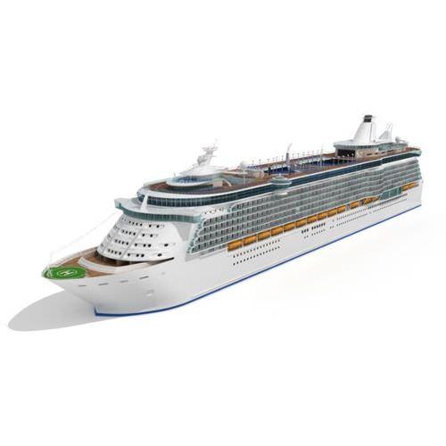 Cruise Ship 3D Model  CGTrader