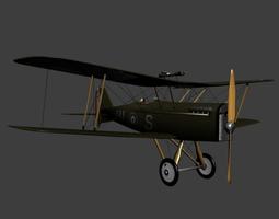 3D asset RAF Se5