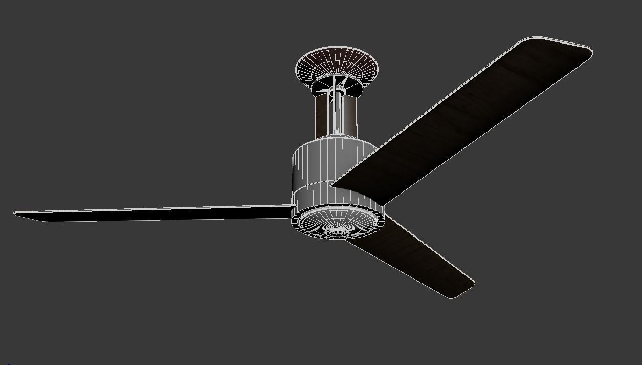 Modern minka aire flyte fan 3d cgtrader modern minka aire flyte fan 3d model max fbx 7 aloadofball Choice Image