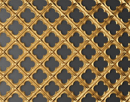 Panel lattice grille 3D 58