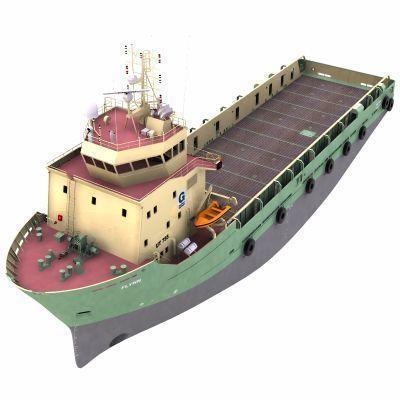 Platform Supply Vessel - 02 -