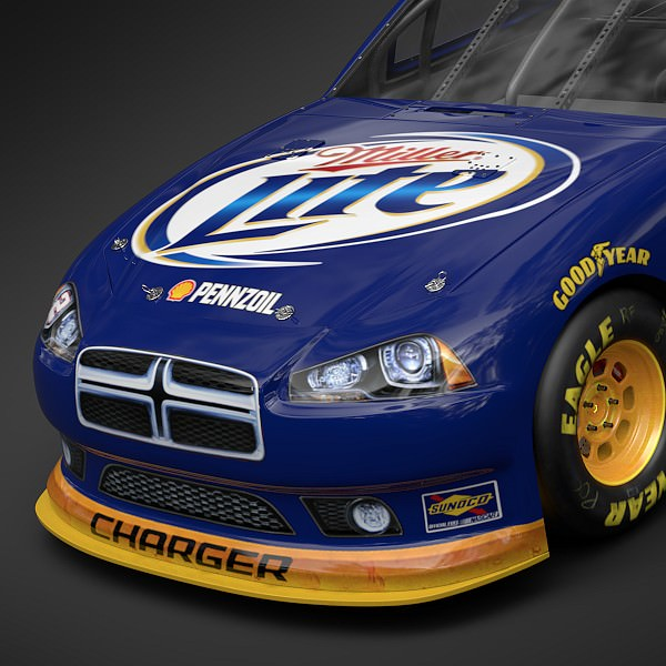 Brad Keselowski Car