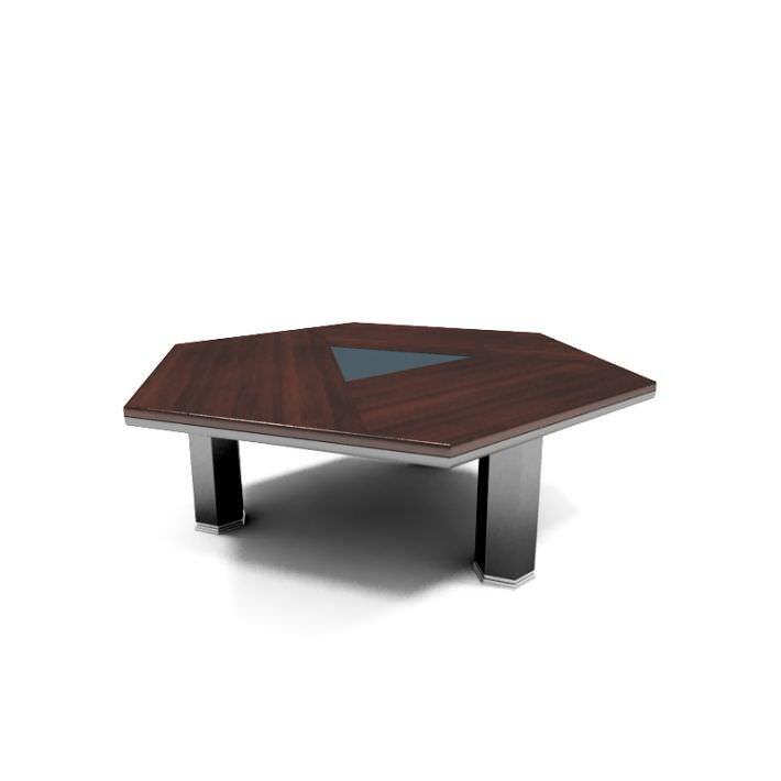 Varnished Conference Table