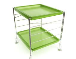 Trolley Tray 3D Model