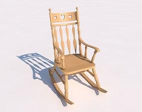 Rocking Chair rockingchair 3D