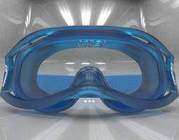 Oakley Mask 3D