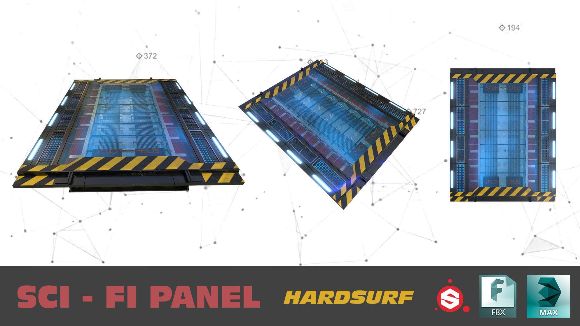 Sci Fi Panel
