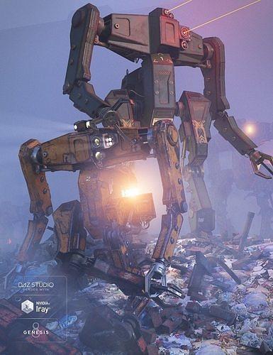 Titan Mecha