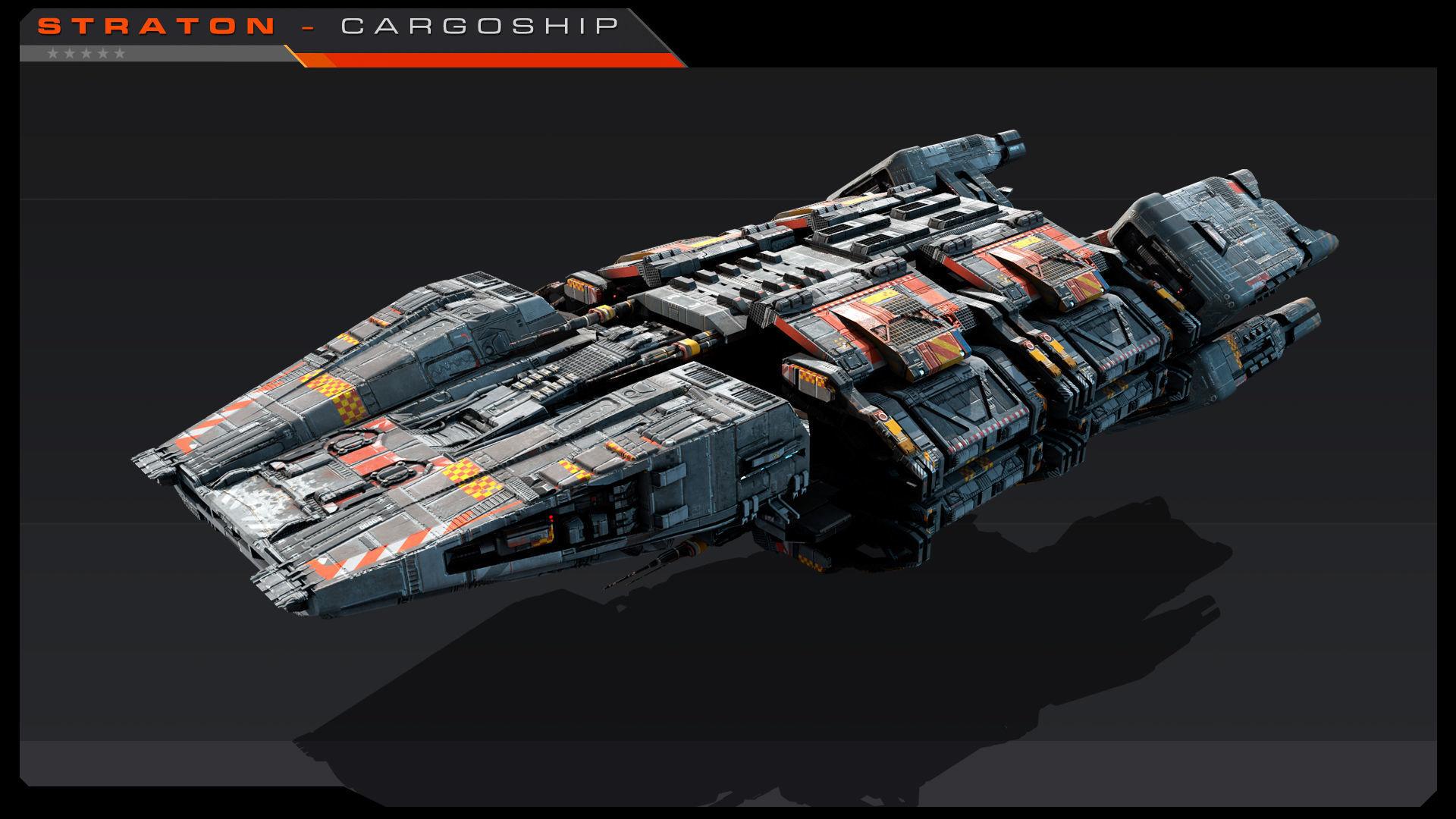 STRATON - CargoShip