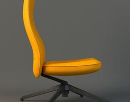 3d pilot chair knoll
