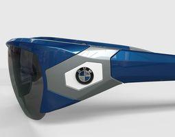 bmw sunglasses 3d model