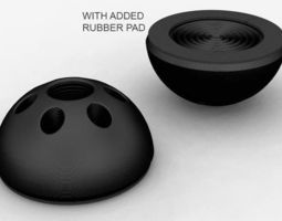3d printable model domopen