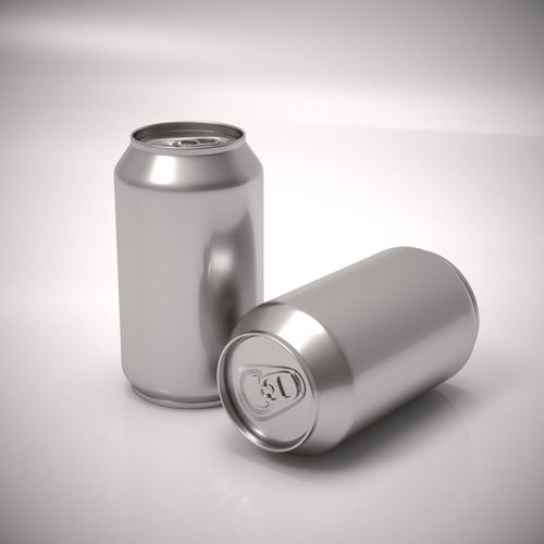 aluminum soda can 3d model max obj stl 1