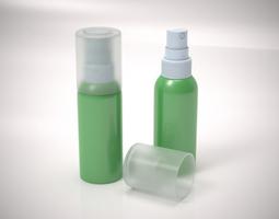 Spray can v 1 3D model