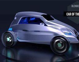 3D car future